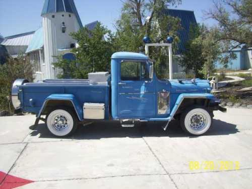 1957 Willys Pick Up for sale in Calabasas CA