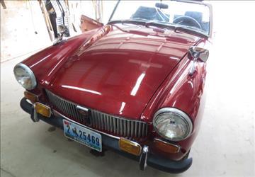 1969 MG Midget for sale in Calabasas, CA