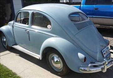 1957 Volkswagen Beetle For Sale - Carsforsale.com