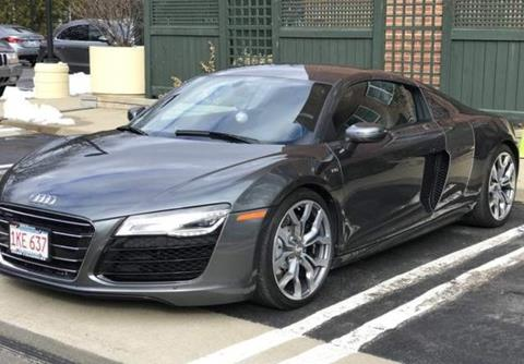 2015 Audi R8 For Sale In Calabasas, CA
