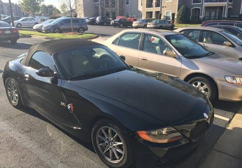 2003 BMW Z4 for sale in Calabasas, CA