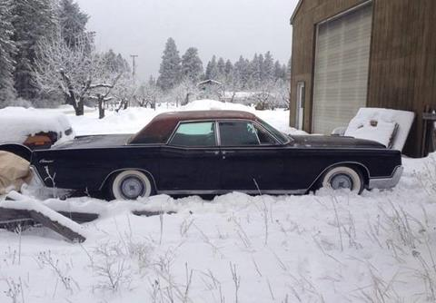 1967 Lincoln Continental For Sale - Carsforsale.com