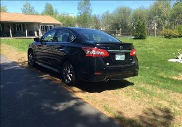 2014 Nissan Sentra for sale in Calabasas, CA