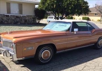 1975 Cadillac Eldorado for sale in Calabasas, CA