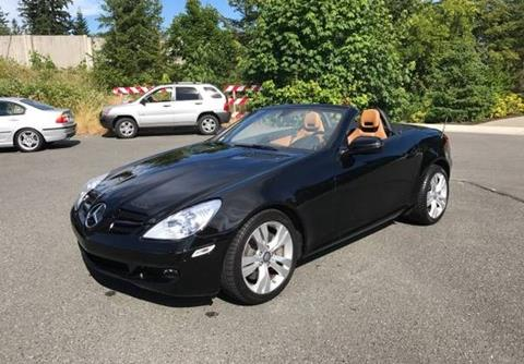 2009 Mercedes-Benz SLK for sale in Calabasas, CA