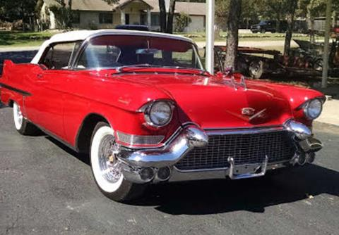 1957 Cadillac Series 62 for sale in Calabasas, CA