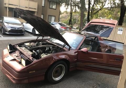 1989 Pontiac Trans Am for sale in Calabasas, CA