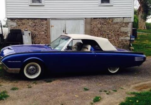 1961 Ford Thunderbird for sale in Calabasas, CA