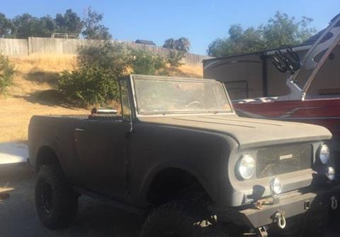 1968 International Scout for sale in Calabasas, CA