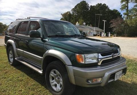 2001 Toyota 4Runner for sale in Calabasas, CA