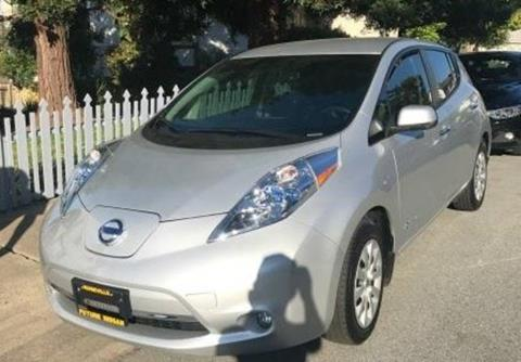 2016 Nissan LEAF for sale in Calabasas, CA