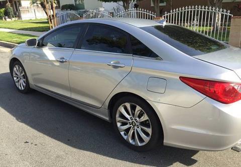 2011 Hyundai Sonata for sale in Calabasas, CA