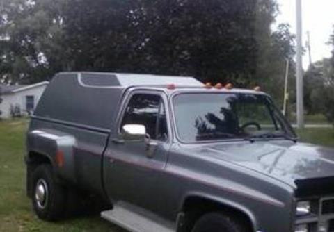 1984 GMC C/K 3500 Series for sale in Calabasas, CA