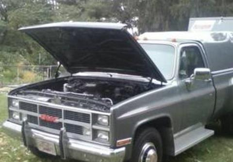 1984 GMC C/K 3500 Series