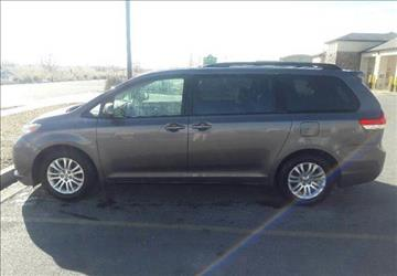2014 Toyota Sienna for sale in Calabasas, CA