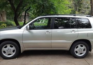 2007 Toyota Highlander for sale in Calabasas, CA