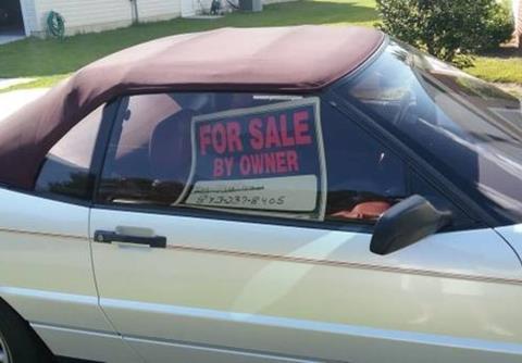 1993 Cadillac Allante for sale in Calabasas, CA