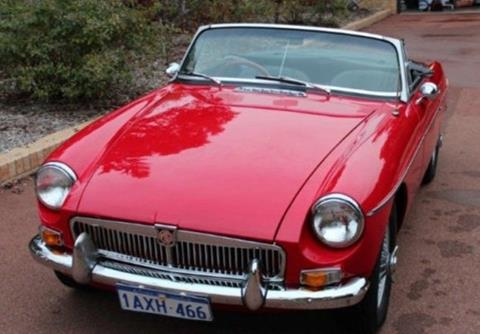 1967 MG B for sale in Calabasas, CA