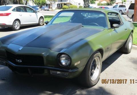 1971 Chevrolet Camaro for sale in Calabasas, CA