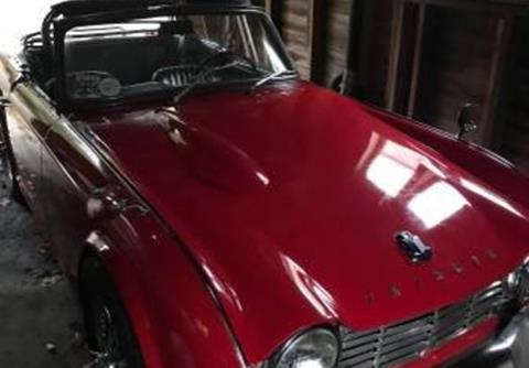 1964 Triumph TR4 for sale in Calabasas, CA
