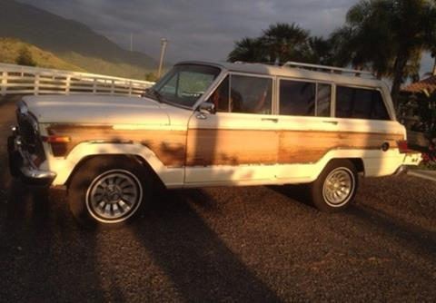 1983 Jeep Wagoneer for sale in Calabasas, CA