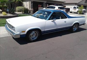 1984 GMC Caballero for sale in Calabasas, CA