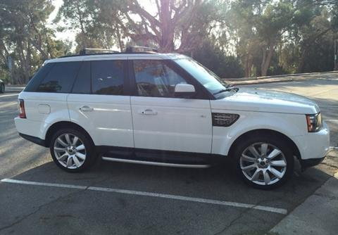2013 Land Rover Range Rover Sport for sale in Calabasas, CA