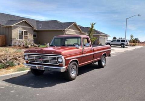 1969 Ford F-250 for sale in Calabasas, CA