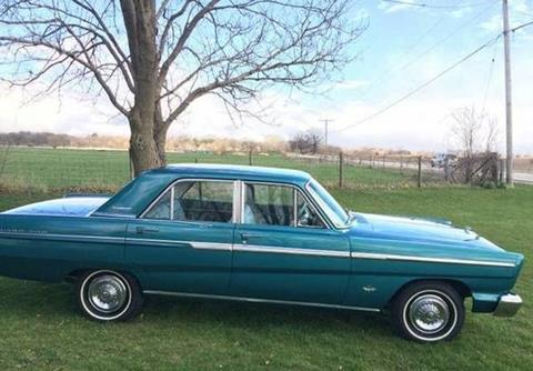 1965 Ford Fairlane 500 for sale in Calabasas, CA