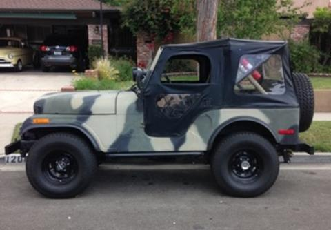 1980 Jeep CJ-5 for sale in Calabasas, CA