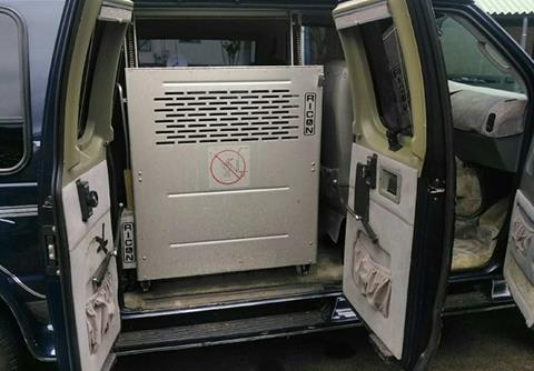 2003 Ford E-Series Cargo for sale in Calabasas, CA