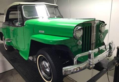 Used Willys Jeepster For Sale Carsforsale Com