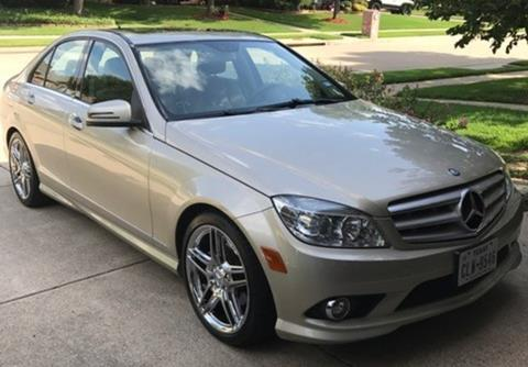 2010 Mercedes-Benz C-Class for sale in Calabasas, CA