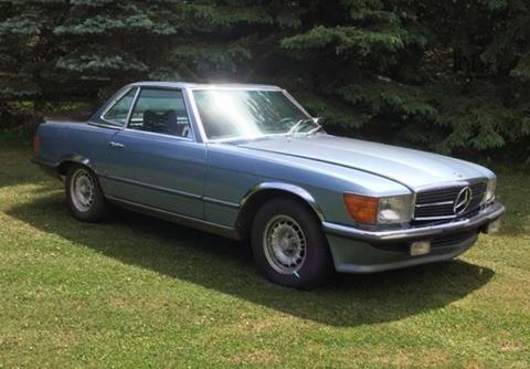 1977 Mercedes-Benz 450-Class for sale in Calabasas, CA
