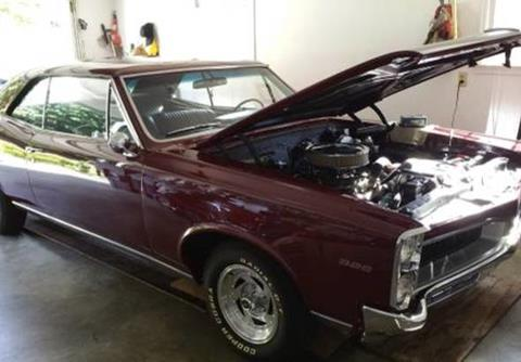 1967 Pontiac Tempest for sale in Calabasas, CA