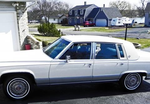 1991 Cadillac Brougham for sale in Calabasas, CA