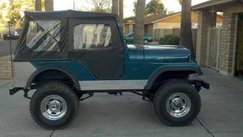 For Sale Willys Jeep >> 1957 Willys Jeep For Sale Carsforsale Com