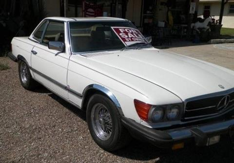 1981 Mercedes-Benz 380-Class for sale in Calabasas, CA