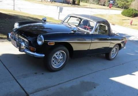 1977 MG B for sale in Calabasas, CA