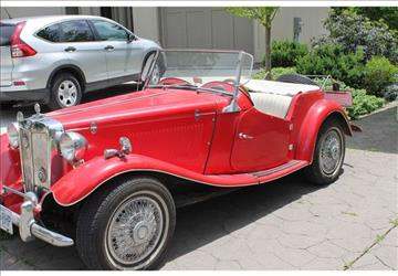 1984 MG TD for sale in Calabasas, CA