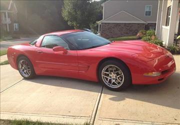 1999 Chevrolet Corvette for sale in Calabasas, CA