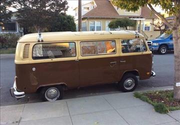 1978 Volkswagen Transporter II for sale in Calabasas, CA