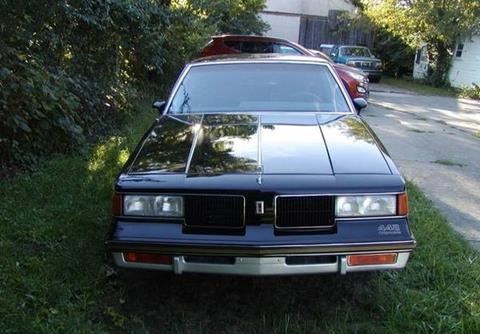 1987 Oldsmobile Cutlass Supreme for sale in Calabasas, CA