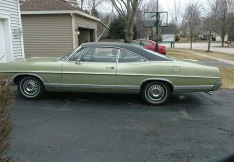 1967 Ford Galaxie 500 for sale in Calabasas, CA