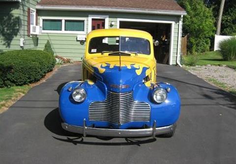 1940 Chevrolet Master Deluxe for sale in Calabasas, CA