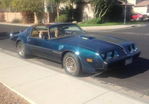 1979 Pontiac Firebird for sale in Calabasas, CA