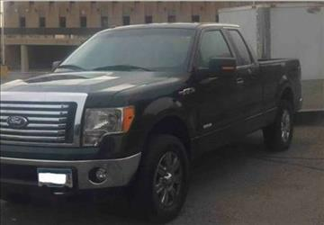 2012 Ford F-150 for sale in Calabasas, CA