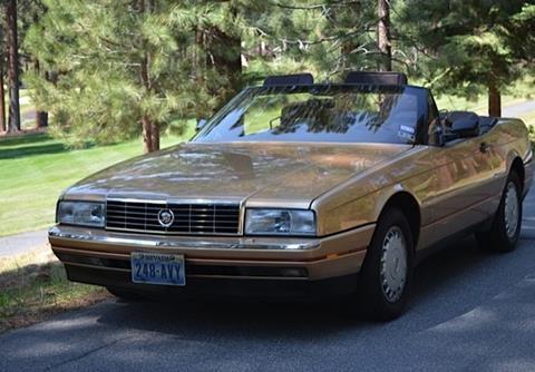 1987 Cadillac Allante For Sale - Carsforsale.com®