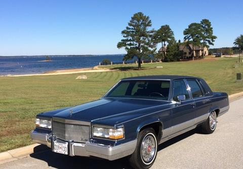 1991 Cadillac Brougham >> 1991 Cadillac Brougham For Sale In Calabasas Ca