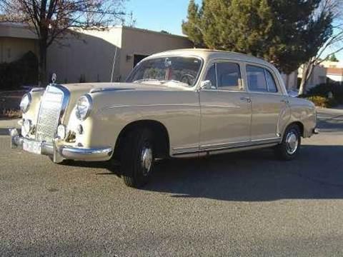 1956 mercedes benz 450 sl for sale in missouri for 1956 mercedes benz